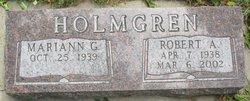 Robert A Holmgren