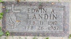 Edwin A Landin