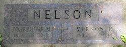 Josephine M Nelson