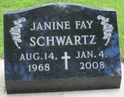 Janine Fay Schwartz