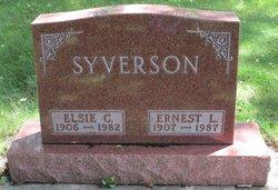 Elsie C Syverson