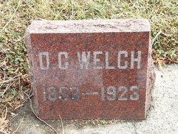 Columbus O Welch