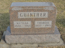 Charles Guinther