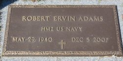 Robert Ervin Adams