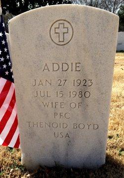 Addie Boyd
