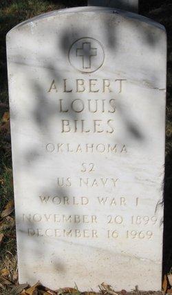 Albert Louis Biles