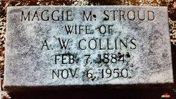 Maggie M. <I>Stroud</I> Collins
