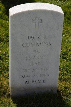 Jack L Cummins