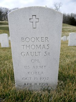 Booker Thomas Gault, Sr