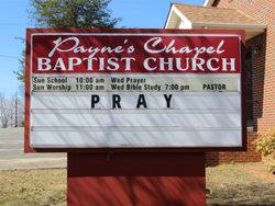 Payne's Chapel Baptist Church Cemetery