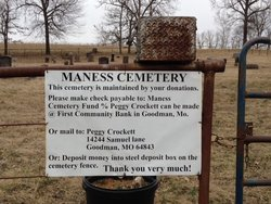 Maness Cemetery