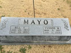 Yvonne <I>Melton</I> Mayo