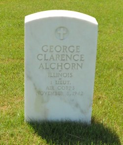1LT George Clarence Alchorn