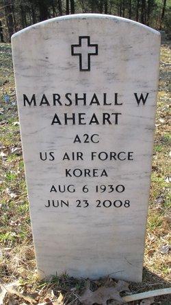 Marshall Warren Aheart