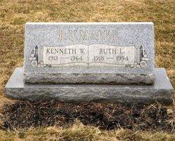 Ruth Leone <I>Simpson</I> Rummel