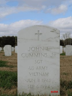 John L Cummins, Jr