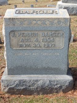 James Perrin Barger