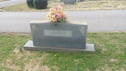 Sadie Mae <I>Fuller</I> Adams