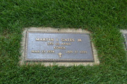 Martin L Gates, Jr