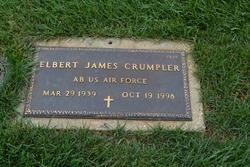 Elbert James Crumpler
