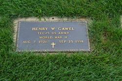 Henry W Gawel