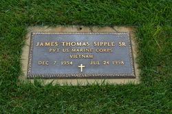 James Thomas Sipple, Sr