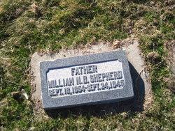 William Nathaniel Budge Shepherd
