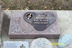 Rita Jo <I>Lawson</I> Lawson-Beatty