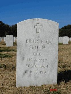 Bruce C Smith