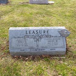 James M Leasure