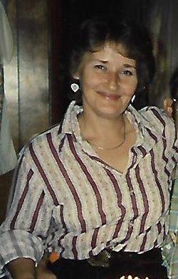 Virginia Lea Ginger Shelley Baldwin