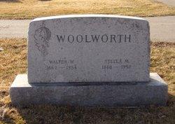 Stella M <I>Stevenson</I> Woolworth