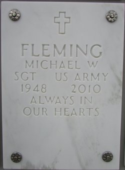 Michael William Fleming