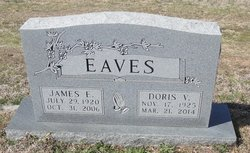 "James Edward ""Ed"" Eaves"