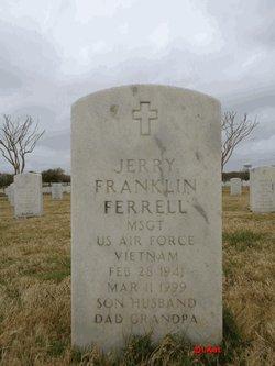 Jerry Franklin Ferrell