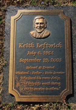 Keith Leftwich