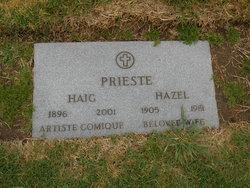 Hal Haig Prieste