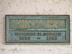 Gertrude C <I>Cameron</I> Morgan