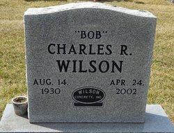 "Charles R ""Bob"" Wilson"