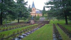 Punkalaitumen hautausmaa