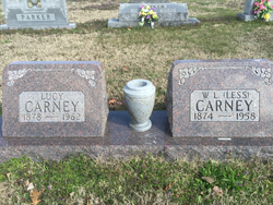 Lucy Jane <I>Lochridge</I> Carney