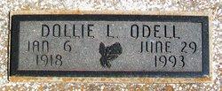 "Dahlia Lena ""Dollie"" <I>Ables</I> Odell"