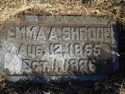 Emma A <I>Gee</I> Shrode