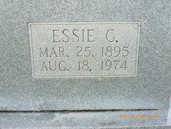 Essie Brown <I>Gilleland</I> Mundy