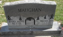 Wallace Don Maughan