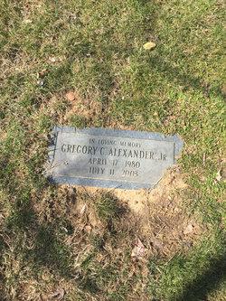 "Gregory C ""G"" Alexander Jr."