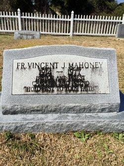 Rev Fr Vincent Joseph Mahoney, Jr