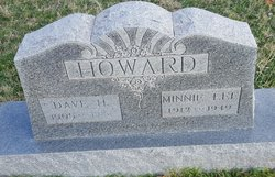 Minnie Lee <I>Brochwitz</I> Howard