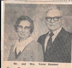 Verna Mildred <I>Elser</I> Hammer