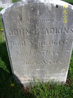 John Thomas Adkins